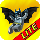 LEGO Batman: Gotham City Games Lite mobile app icon
