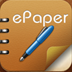 ePaper - Sketch, Write, Draw and Outline on a Digital Paper Notebook