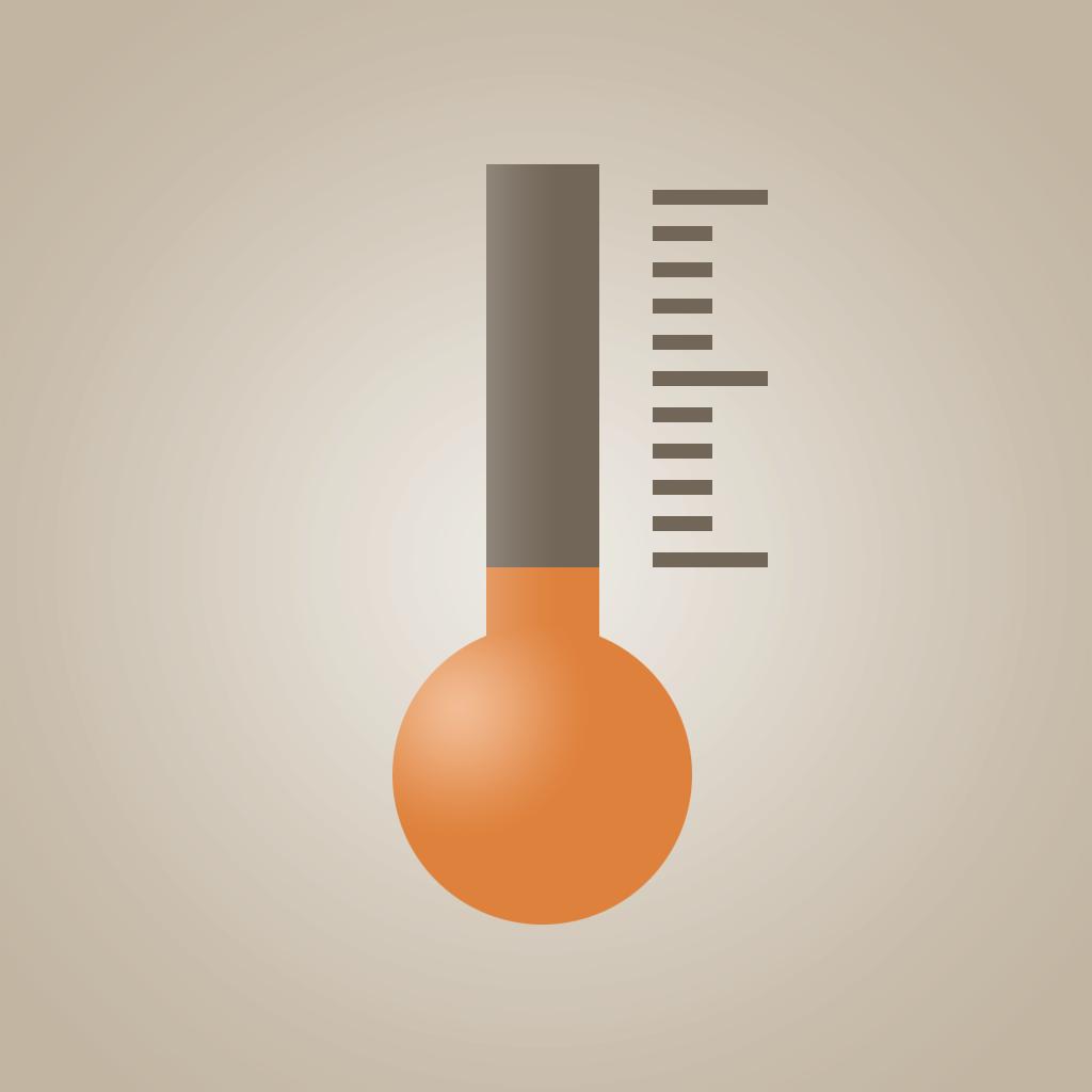 温湿度計 (気圧計,不快指数)