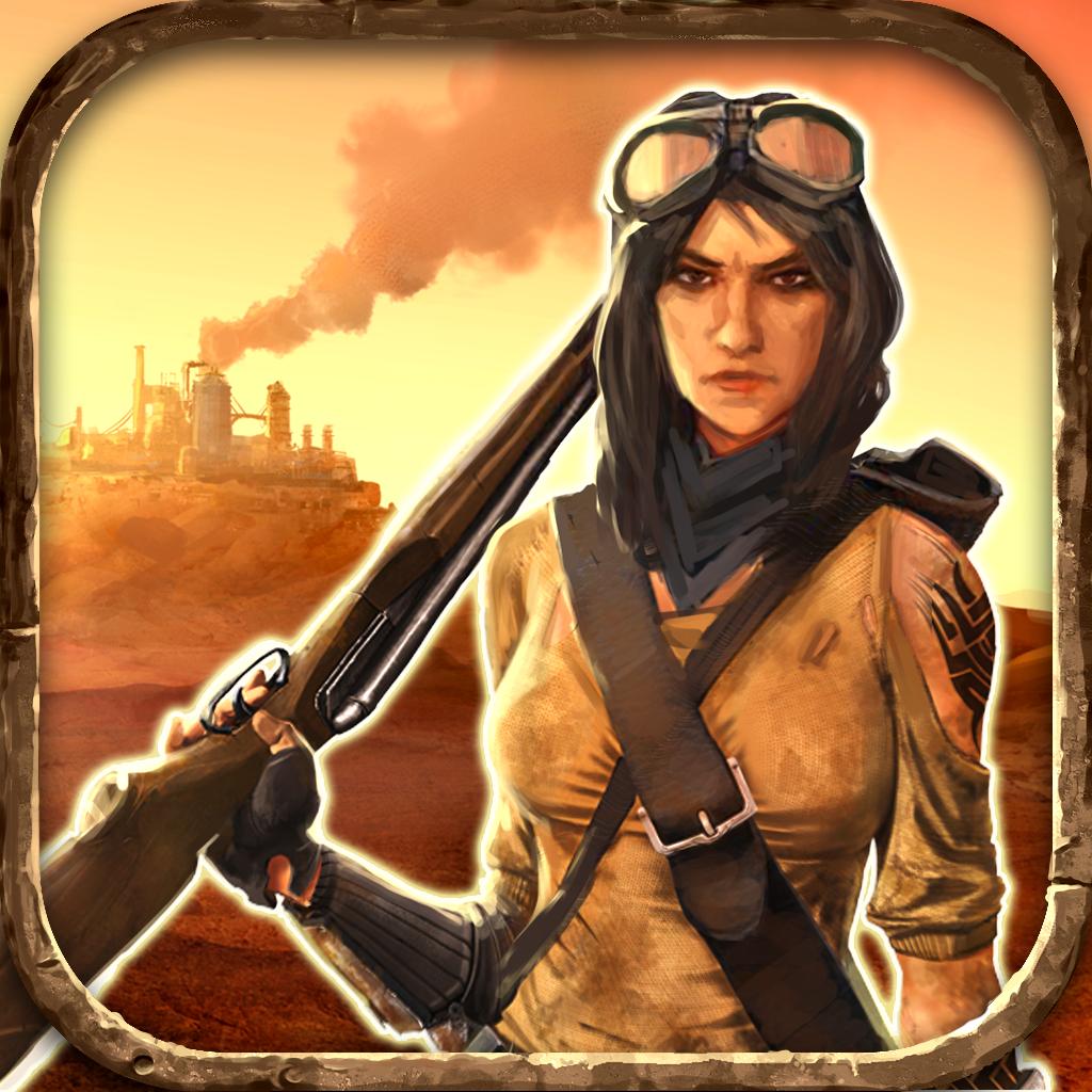 Crazy Tribes - Endzeit MMOG iOS